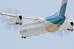 Luxair, Q400 (2)