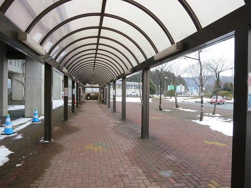Shin-Hanamaki station