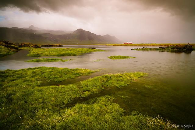 Approaching Storm ~ Snæfellsnes Peninsula, Iceland