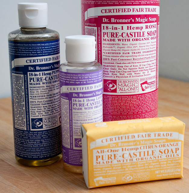 spring cleaning with castile soap bounteous. Black Bedroom Furniture Sets. Home Design Ideas