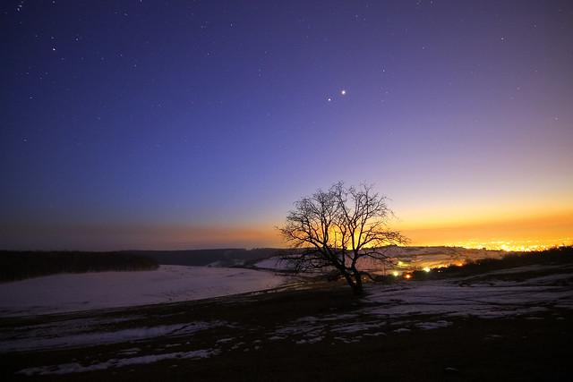 Jupiter - Venus 3