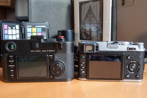 6834441630 a73d8d96d9 Probando la Fujifilm X100