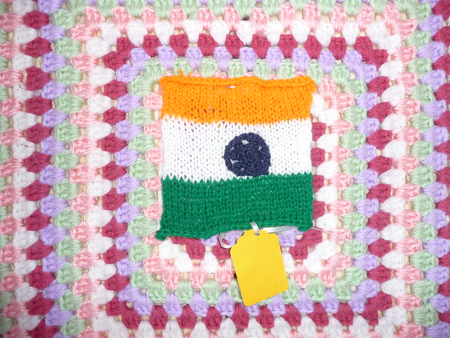 The Flag of India is superb!