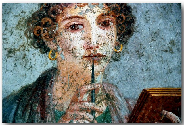 Sappho Girl. | Flickr - Photo Sharing!