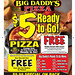 Big Daddy's Pizza Deal