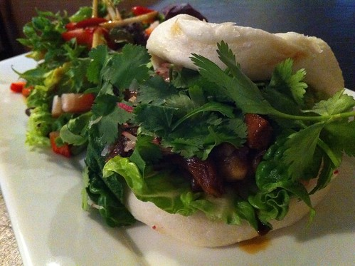 Taco Steam Bun