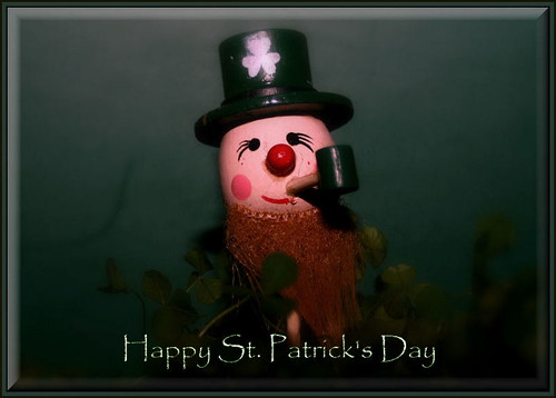 Happy St. Patrick's to All!