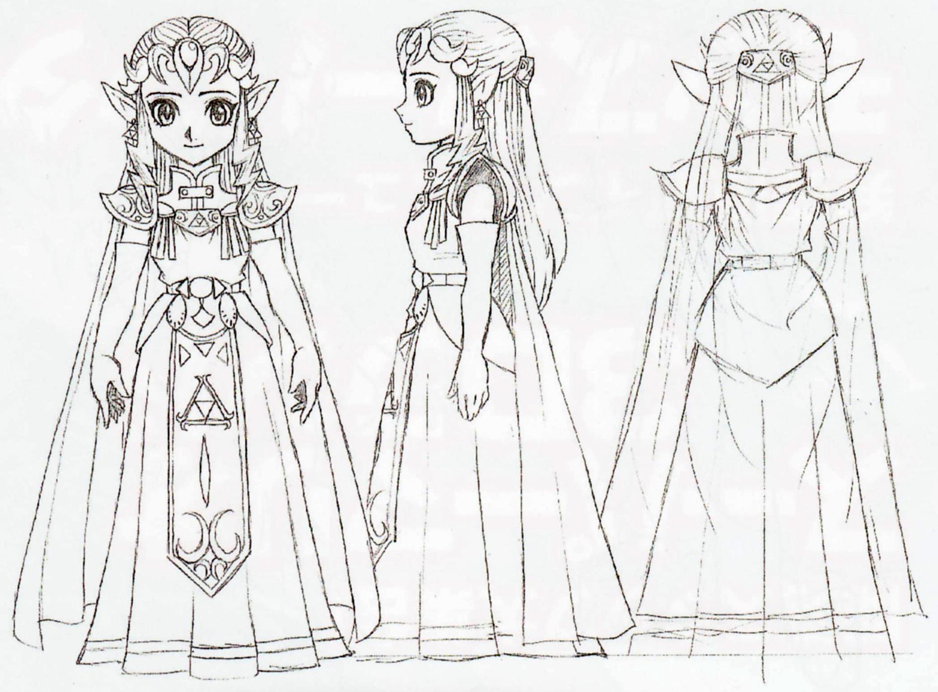 OoX Zelda