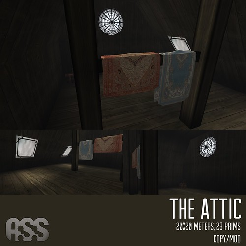 A:S:S - Attic skybox by Photos Nikolaidis
