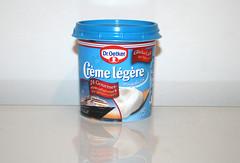 10 - Zutat Creme légére / Ingredient creme légére
