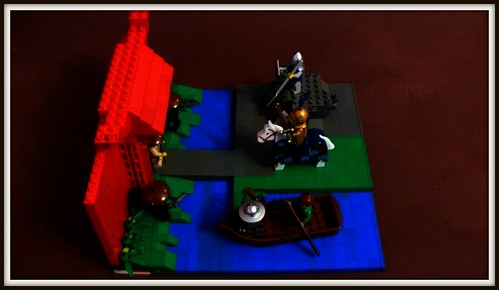 LEGO - Inventors of Gunpowder (6)