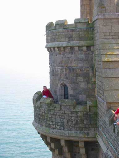 St. Michael's Mount Castle