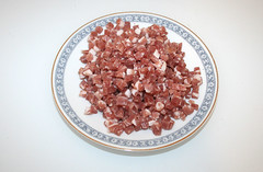 08 - Zutat Speckwürfel / Ingredient bacon