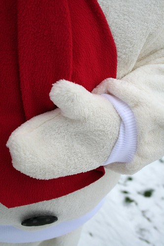 sneeuwman want