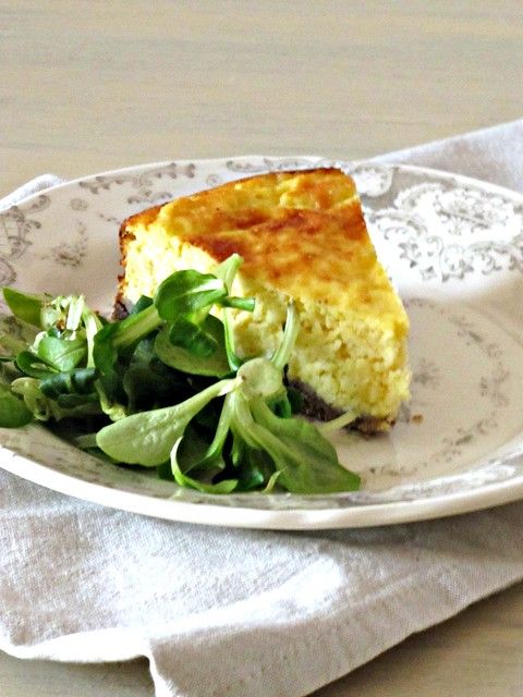 Savoury Cheese Cake al Tartufo (2)