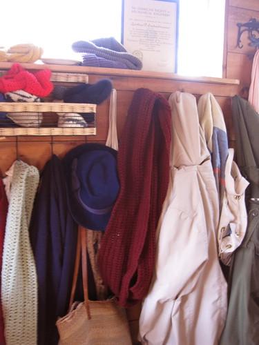Hats ahoy
