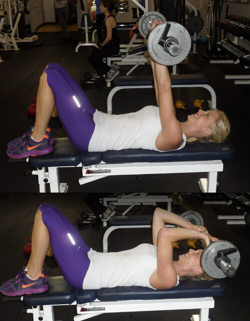 Angles and Reps: Triceps