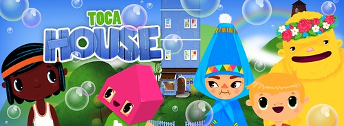 Banner (Toca House by Toca Boca)