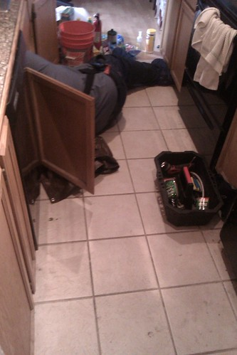 Our kitchen sink is bork by christopher575