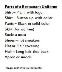 restaurant-uniform