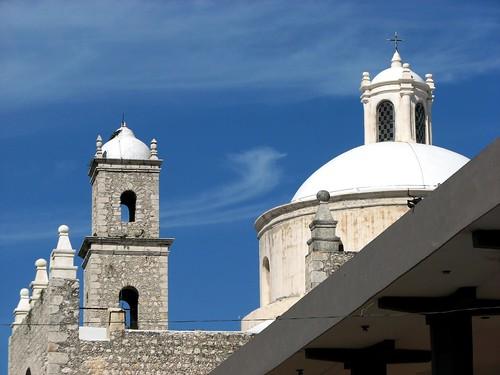 Torre y cúpula de 3a.orden, Mérida