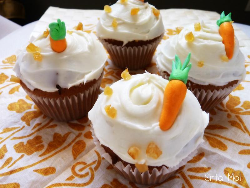 Cupcake zanahorias y especies1