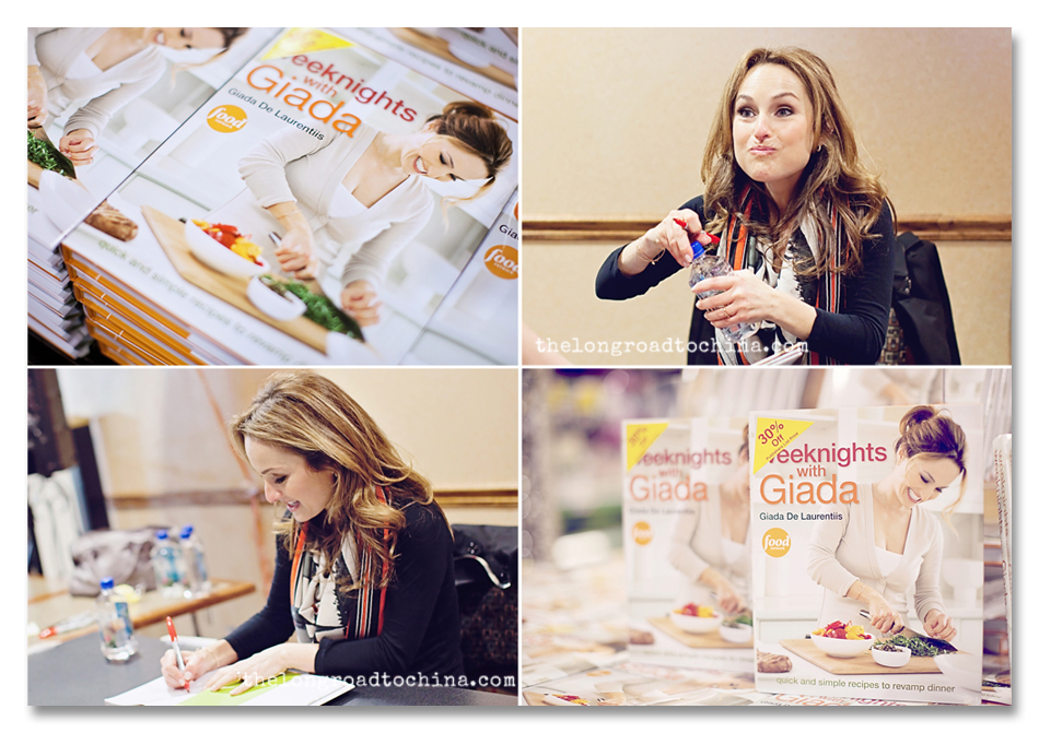 We Met Giada COLLAGE BLOG