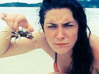 embody the crab