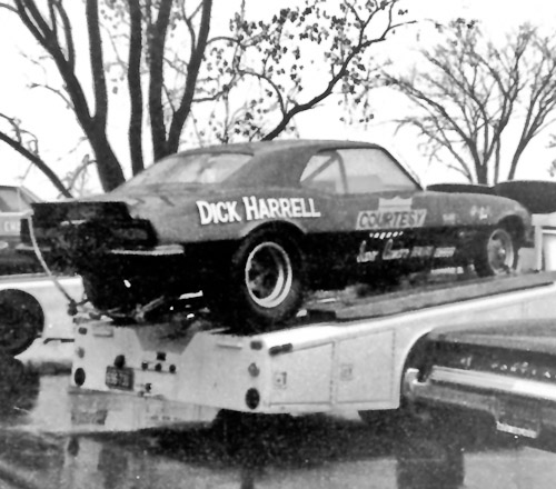 Dick Harrell's 1968 Camaro