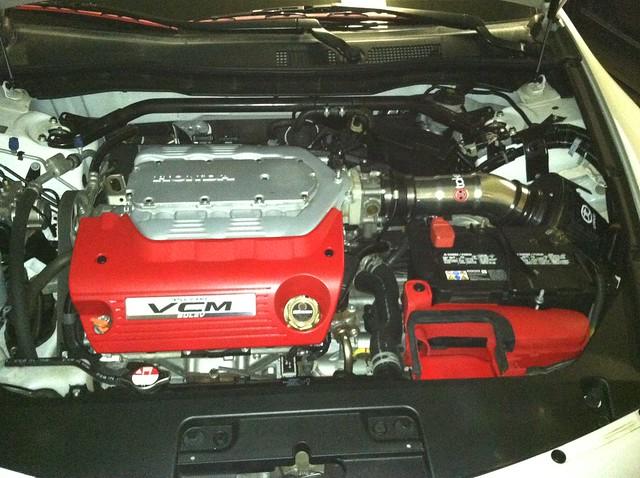 Accord Coupe J35Z2+MDX riser 6884472713_160ea6be4a_z_d