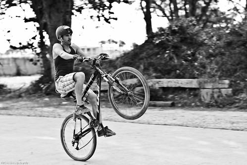 popa wheelie fresh by Kasper83