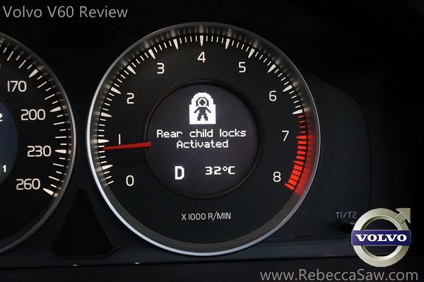 volvo V60 review - Rebecca Saw -19