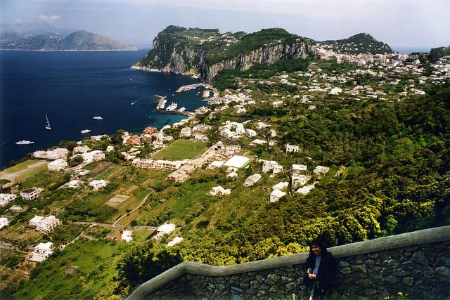Capri stairs
