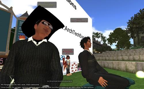 Arch Virtual and Tipodean at NPC 021712