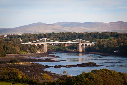 Oh No!  Not Another Menai Bridge Photograph