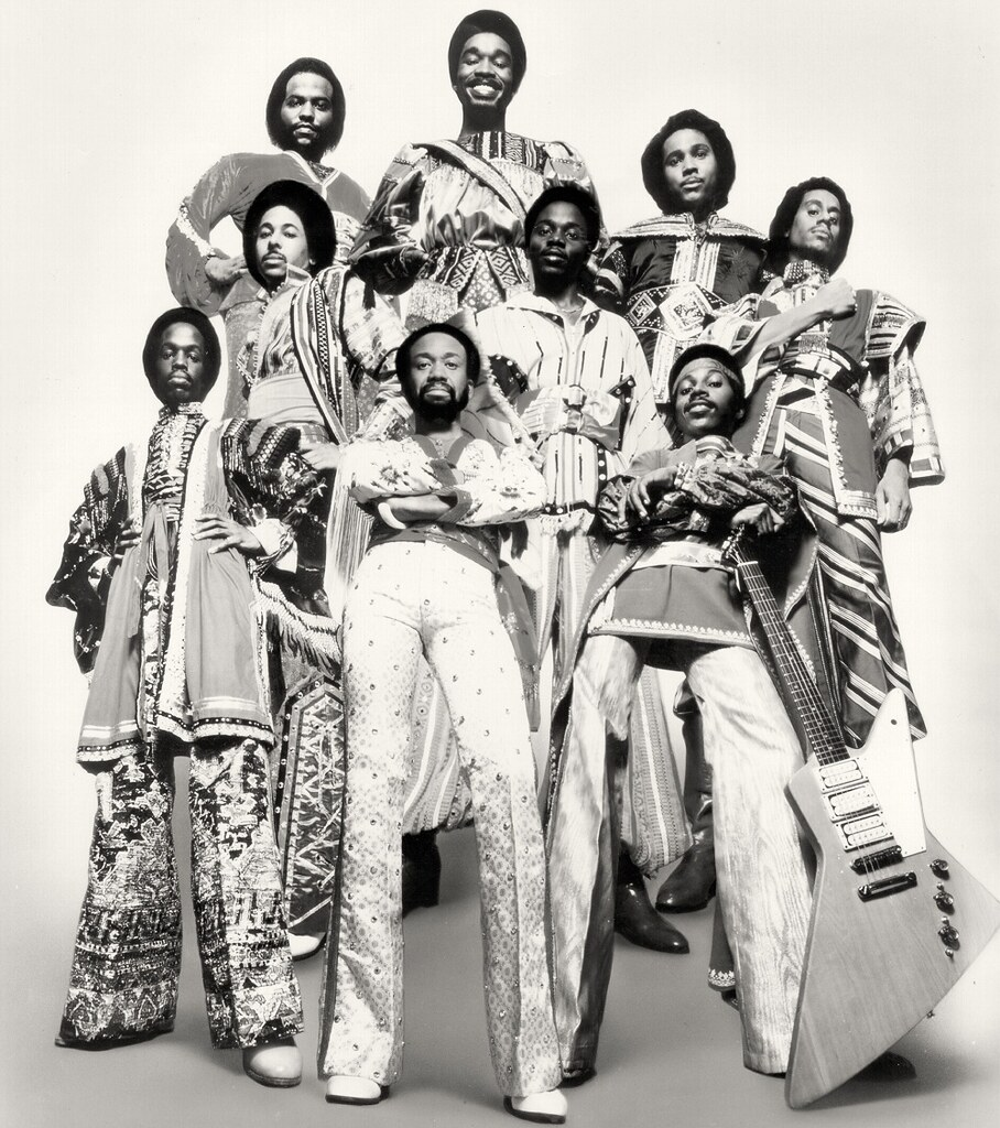 Gli Earth, Wind & Fire