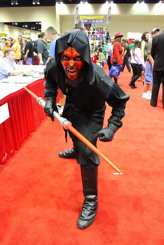 Darth Maul - MegaCon 2012
