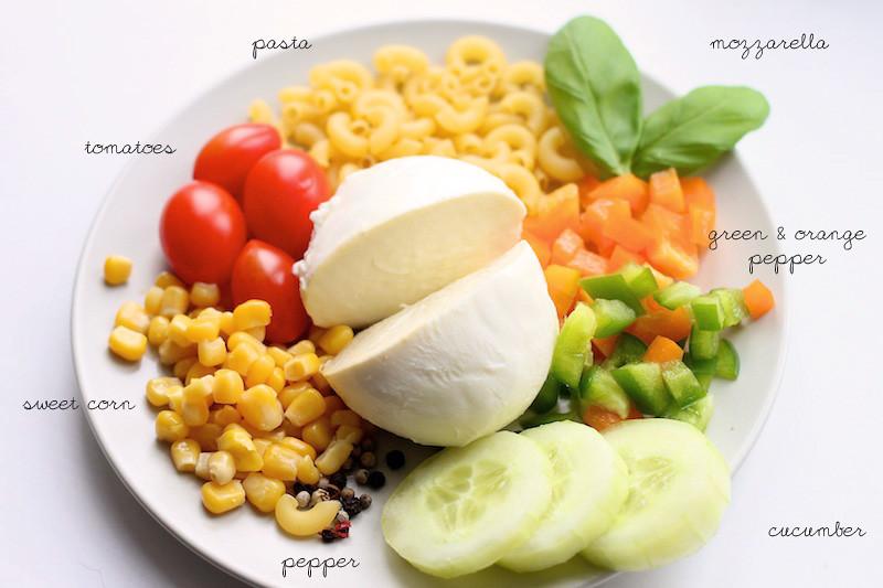 Der beste Nudelsalat (2)