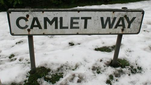 Camlet Way