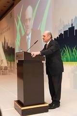 Başkan Aziz YENİAY Yeşil Binalar zirvesinde konuştu (2)