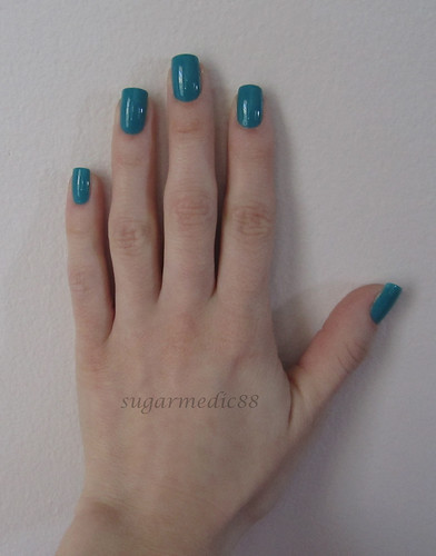 OPI (Nicki Minaj) Fly Swatch