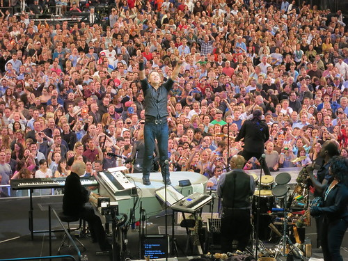 Bruce Springsteen And The E Street Band Madison Square Garden 4 9 12 Caryn Rose 39 S