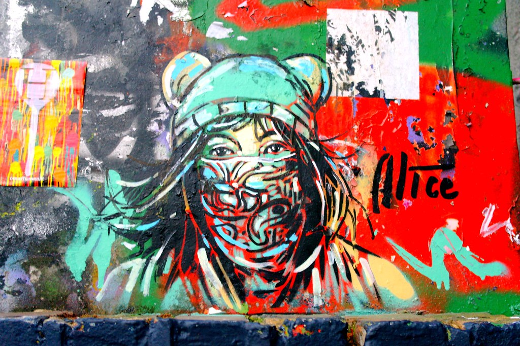 Alice Pasquini - London (UK)