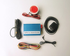 Upgrade GSM Car Alarm System with GPS Function