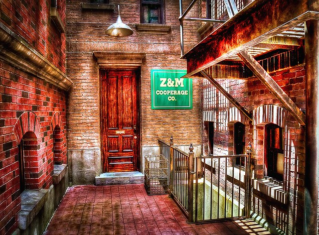 Z&M Cooperage Co.