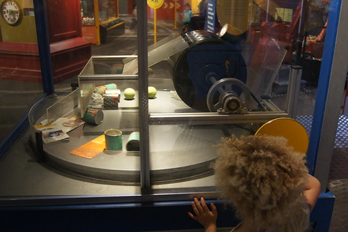 Scienceworks Melbourne - Nitty Gritty Super City