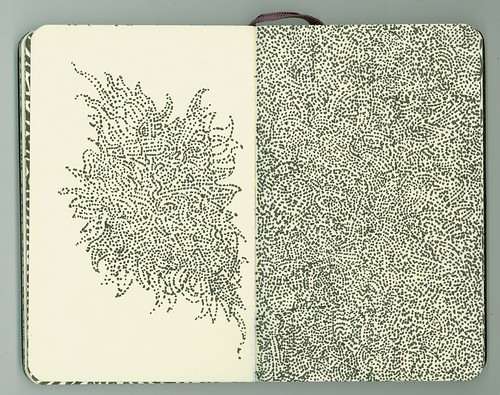 "moleskine pages 45 and 46 ""dats"""