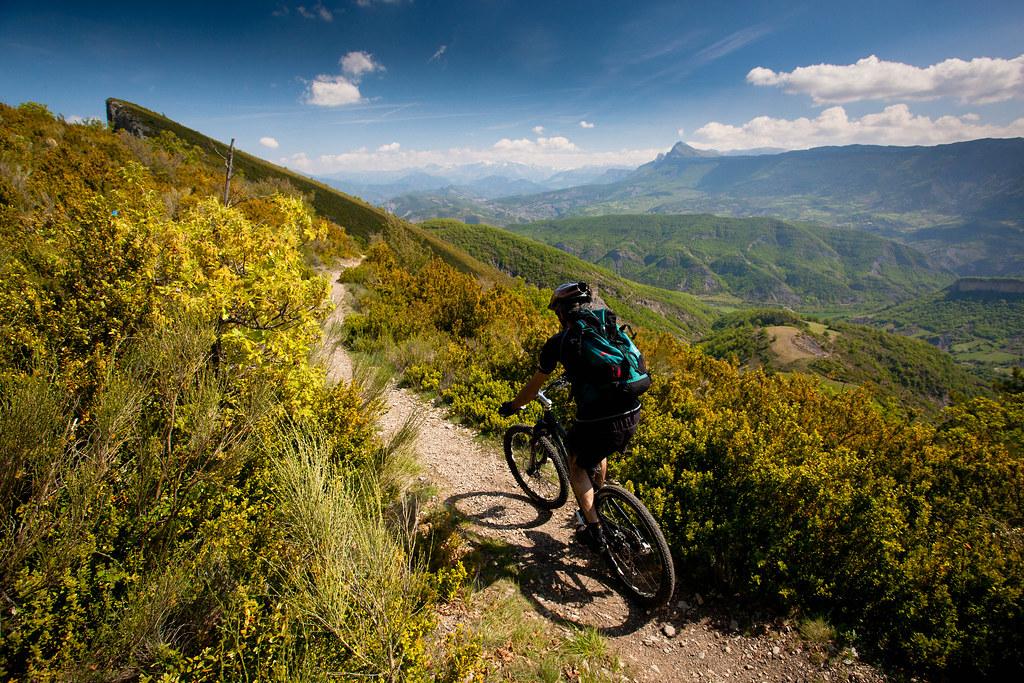 Grande Traversée VTT des Alpes de Haute-Provence L'Alpes-Provence