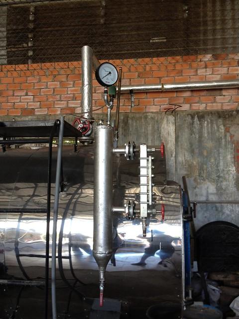 Máy đai thùng, máy buộc dây nylon tự động JAPAN , TAIWAN - 3