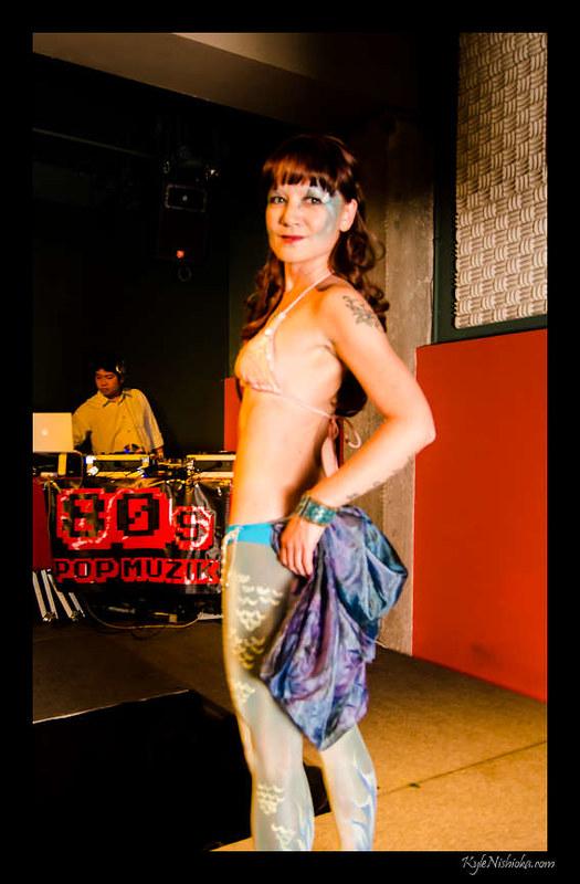 Undress to Impress Fashion Show